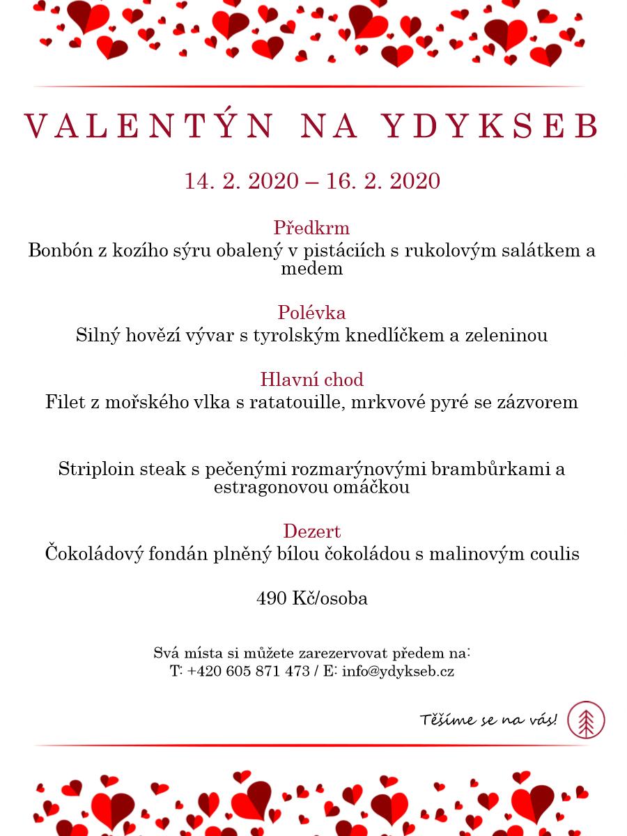 Valentýn na YDYKSEB